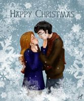 Happy Christmas Harry by Hollyboo2001