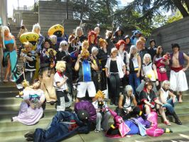 Kingdom Hearts Gathering at SakuraCon 2012 by R-Legend