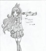 Rin With Long Hair??? by Chibii-chii