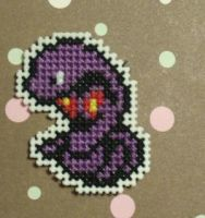 Arbok Necklace by xxEmofoxdemonxx