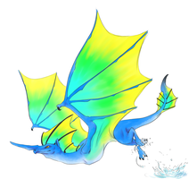 DTA - Sail Dragonet by Fox7XD