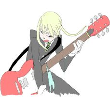 Maka guitar color 1 by Ld3su
