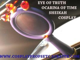EYE OF TRUTH OOT COSPLAY PROP2 by Requiem-Of-Time