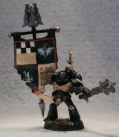 4th Company Standard Bearer by Elmo9141