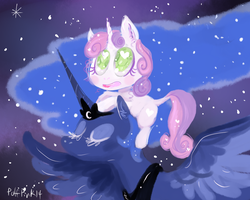 Star Dust by PuffPink
