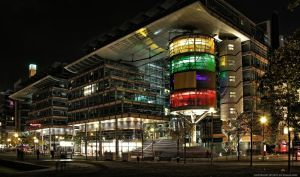 Office - Potsdamer Platz by pingallery