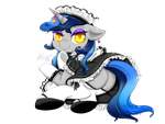 REQ for Cappie: Sexy Maid by chichicherry123