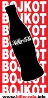 Boycott Killer-Cola 1 by 13VAK