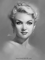 Marilyn by SourAcid