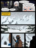 Hunters and Hunted, CH1 PG3 by Saronicle