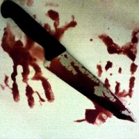 Just another bloody knife... by sameeman