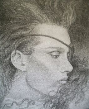 Pete Burns by VictorRebis