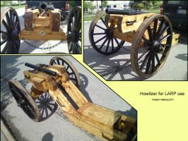 Larp Howitzer by Noctiped