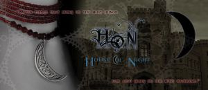 House of Night Banner2 Lighter by Pure-Potential