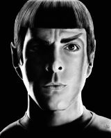 Spock by JohnJohn-the-Baptist