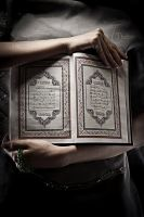 The Holy Quran by wardtal7ab