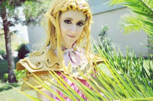 Princess Zelda by AliciaMigueles