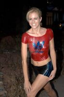 Adidas Body Painting 5 by Chutography