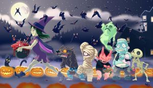 Halloween by shadowstheater