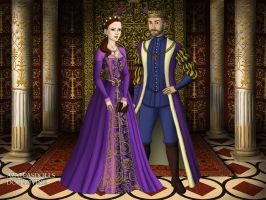 King and Queen of Corona by DarthCrotalus
