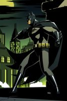 Gotham Knight by kit-kit-kit