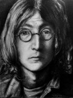 John Lennon - Across the Universe by Nobody-Parks-Here