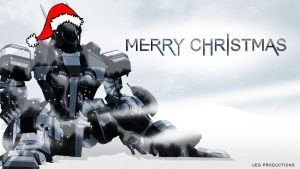 MERRY CHRISTMAS EVERYONE by UEGProductions