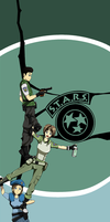 Resident Evil Durarara Ending by SSgt-LuLZ