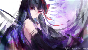Demon Homura by Lyiet