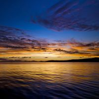 Lake Taupo by Patatoshka