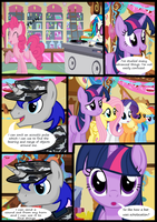 TSS: New Arrival: Chapter 1, New Arrival: Page 14 by SF-Sonar