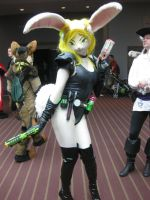 Thumpie Bunny Eve Cosplay - Photo by rncoyote 0414 by ThumpieBunnyEve