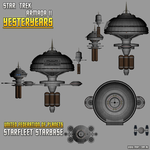 Yesteryears Federation Starbase Ortho by Majestic-MSFC