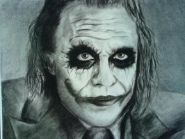 The Joker by frankiem05