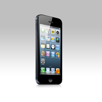 iPhone 5 PSD by theminimalisto