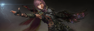 Lightning Returns: FFXIII - Star Dusk Liberator by B-Dunn