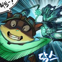teemo and thresh by ipgae