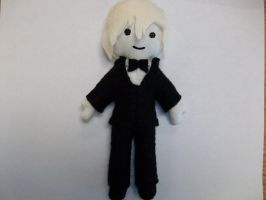 GDragon plushie by spastic-fantastic