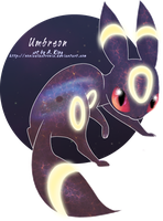 Umbreon by sonicelectronic