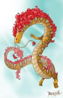 Dragon Challenge : Asian Lung by dragseal