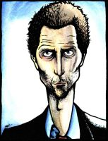 Dr. House M.D. by cryptomorphe