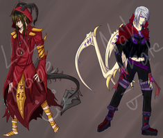 [Adoptables] OTA Collab Adopts - [CLOSED] by Arkayy