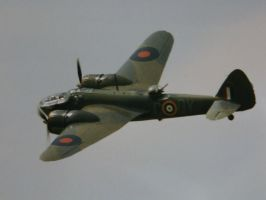 bristol blenheim with mk5 nose by Sceptre63