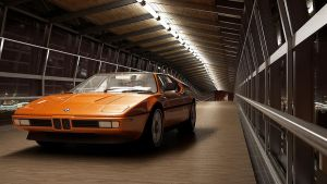 1981 BMW Motorsport M1 by melkorius