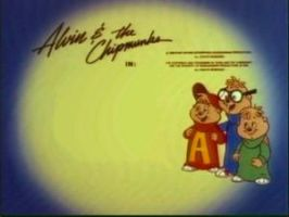 Alvin and the Chipmunks title card 1 (blank) by gleefulchibi