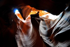 Antelope Canyon, part 3 by Zavitala