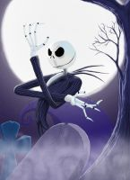 Jack Skellington by JulieFairhurst