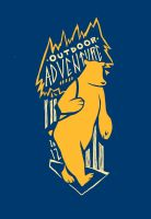 Outdoor Adventures Logo by AlexandraBye