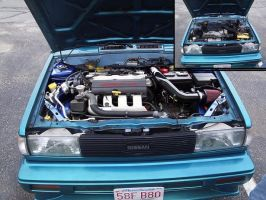 Sentra SRT4 swap by ModifierMR