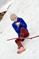 Jack Frost-The real snow day~! by sos87301